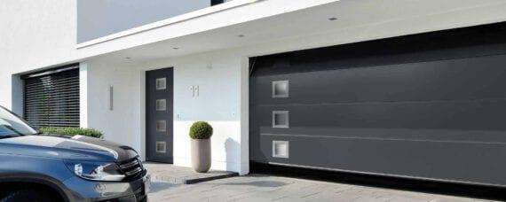 garagedeur modern